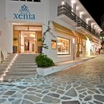 Xenia Hotel in Naxos Town